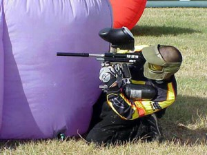 Kako igrati paintball
