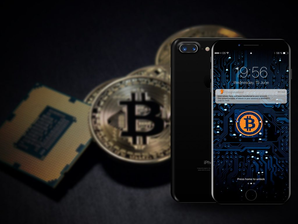 bitcoin digitalni wallet